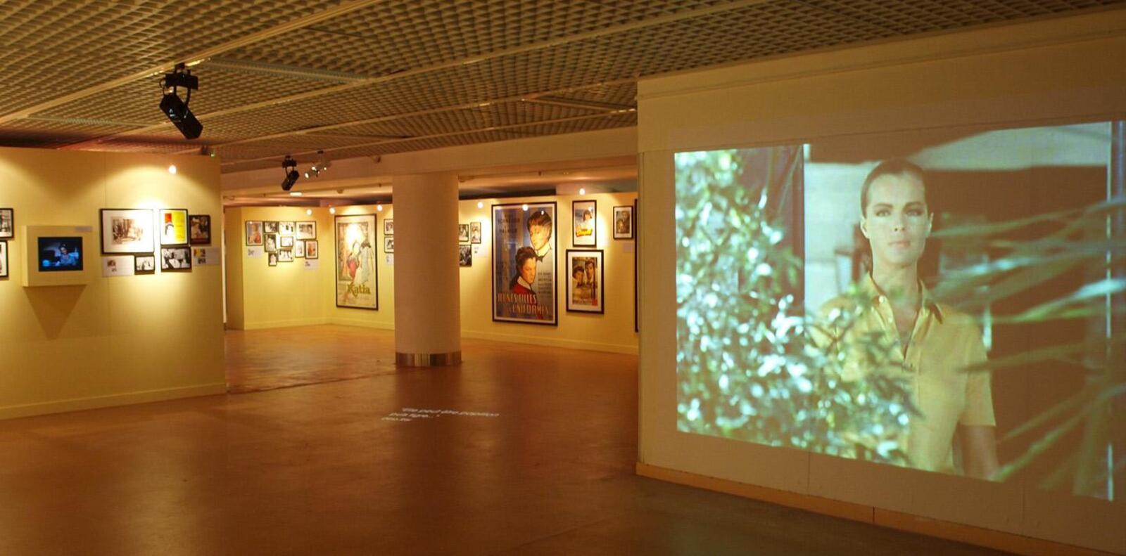Exposition romy schneider boulogne billancourt espace for Espaces verts boulogne billancourt